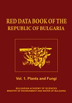 Red Data Book Bulgaria